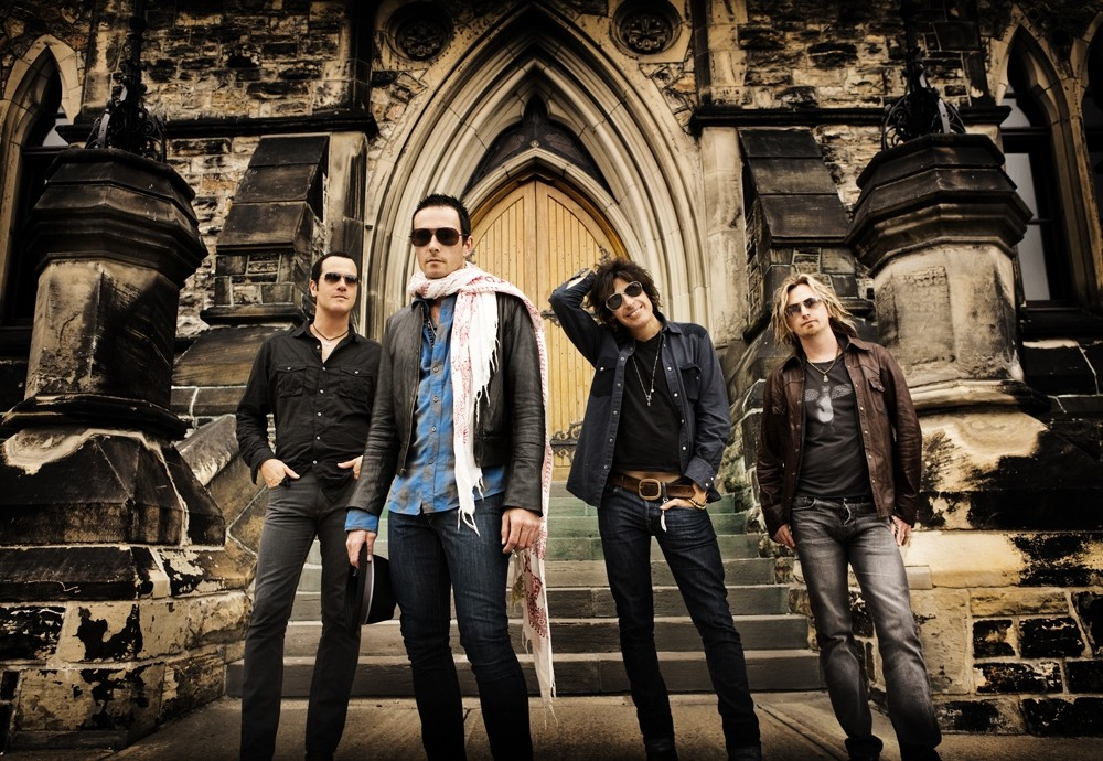 Stone Temple Pilots will be playing a sold-out show at the Roy Wilkins Auditorium on Friday