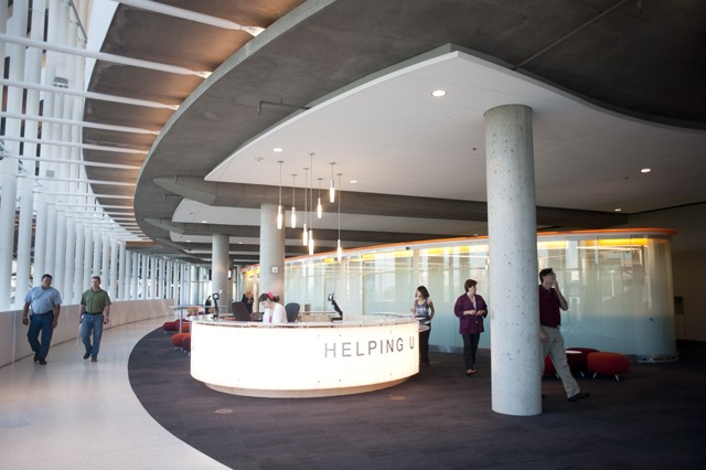 New STSS Building opens its doors