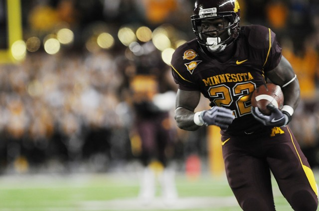 Gophers look for more balanced approach in home opener