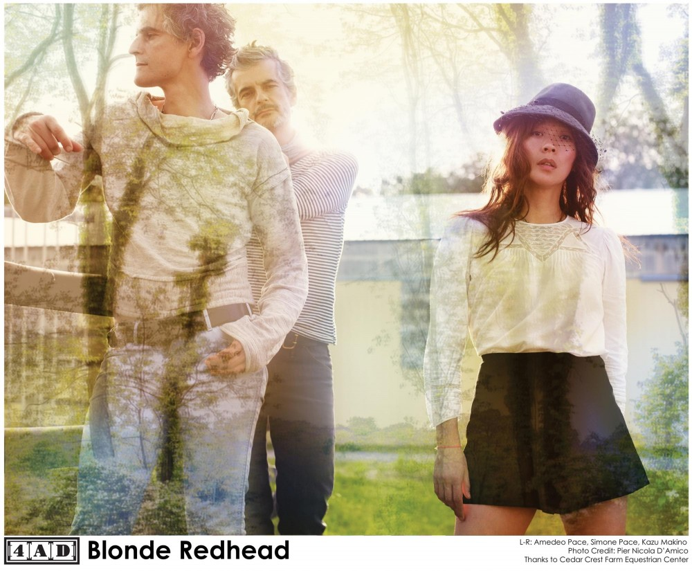 Blonde Redhead makes their way to First Avenue