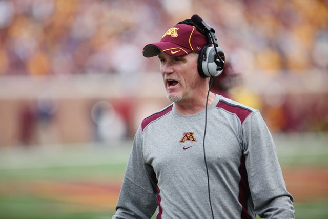Gophers, Horton felt less pressure Saturday