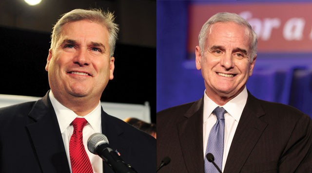 Recount may be needed to determine Gov. race