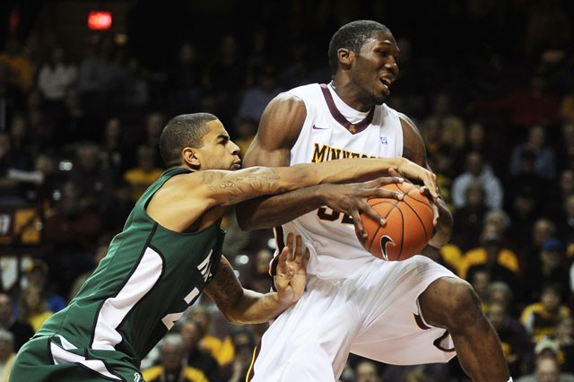 Gophers cruise in exhibition opener