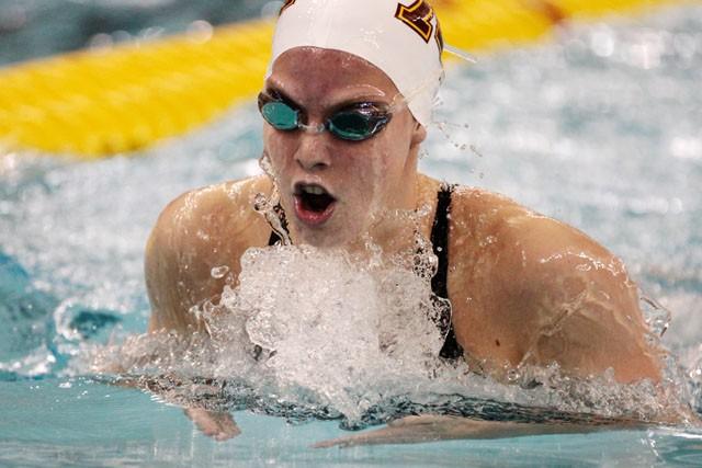 50 Minn. swimmers advance to finals in successful Minnesota Grand Prix