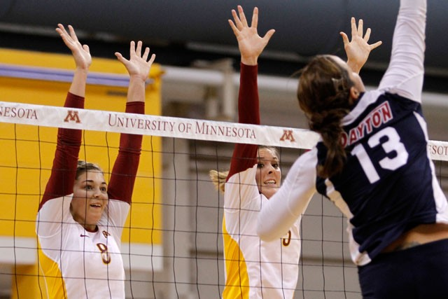 Despite injuries, Gophers holding on in fourth place