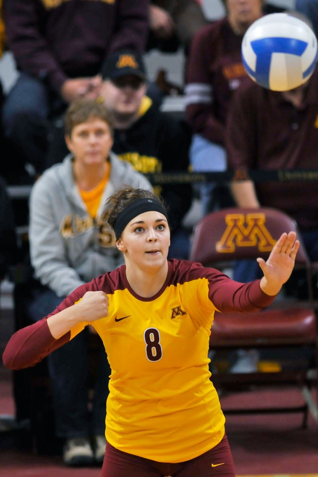Gophers two wins shy of tournament eligibility