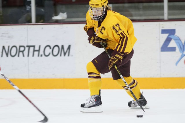 Gophers seek to smooth out offensive inconsistencies against MNSU