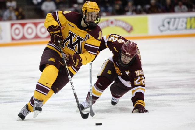 Gophers invigorate debate with win and tie