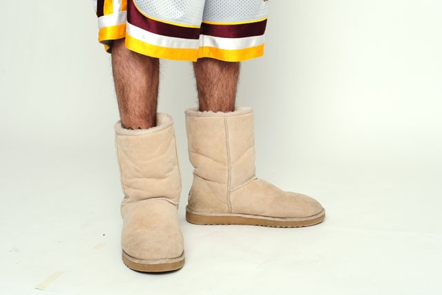 Ugg targets men as new consumers