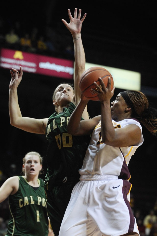 Without Buford, Gophers cobble together scoring