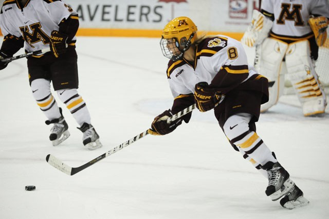 Freshmen leading Gophers, helping smooth over Wests absence