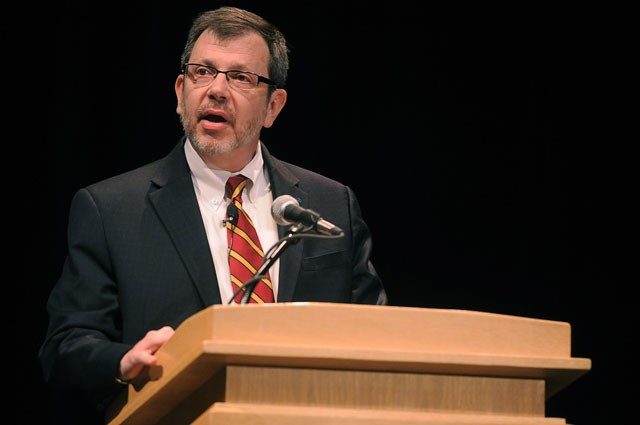 Regents name Stony Brook provost as lone presidential finalist
