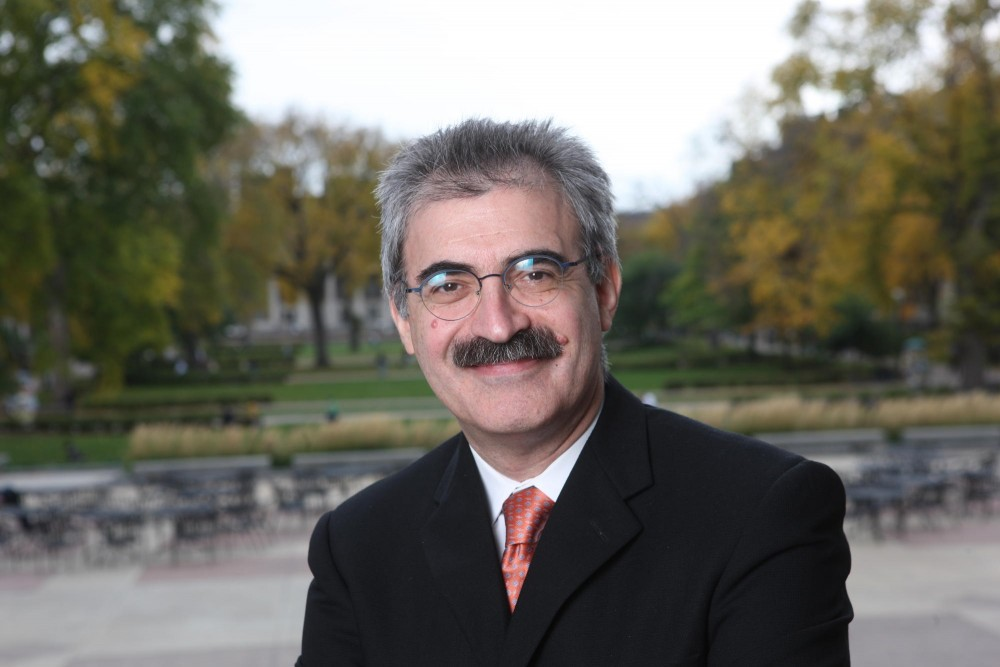 University of Minnesota Vice President for Scholarly and Cultural Affairs Steven Rosenstone. The Minnesota State Colleges and Universities System named Rosenstone their new chancellor on Wednesday.