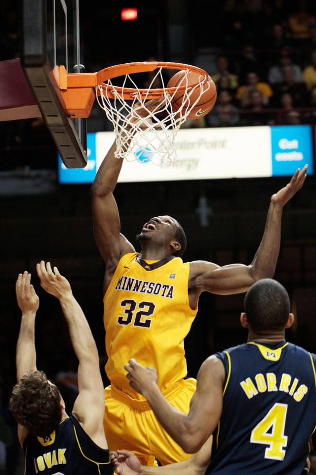 Gophers let another game slip away