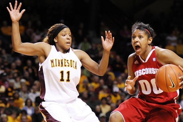 Energized Gophers travel to Iowa City