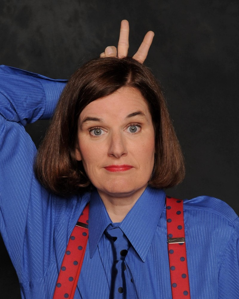 Comedy's resident cat lady comes to the Guthrie.