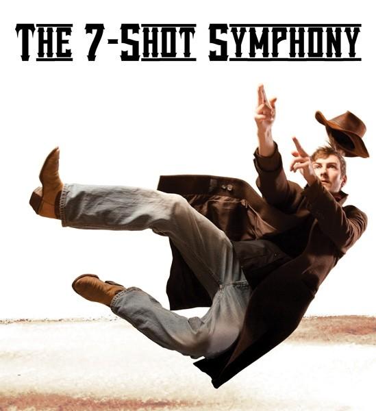 """Cowboys + Classic Mythology + French Pantomime = """"7-Shot Symphony"""""""