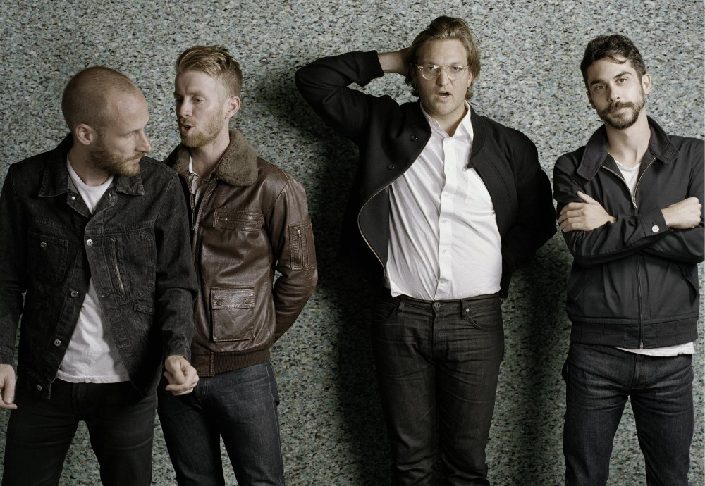 When it comes to blues-rock, The Cold War Kids are alright.