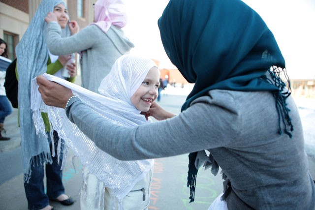 Unveiling truth behind the hijab