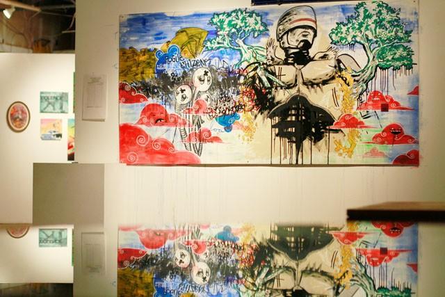 Art versus artist: a battle to the death