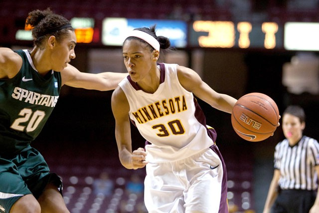 Big 10 tourney offers sliver of chance at silver lining