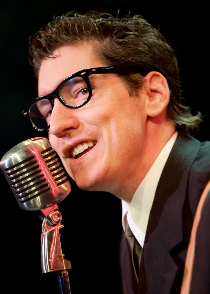 Buddy Holly is back