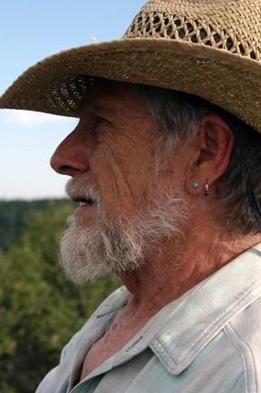 Pulitzer Prize winning poet Gary Snyder