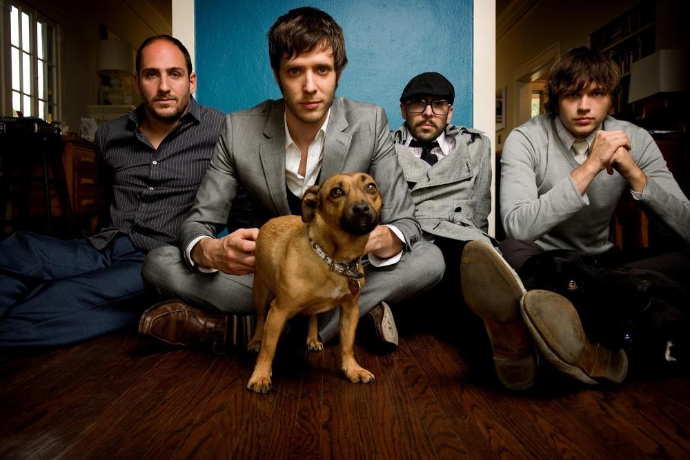 DIY pop-stars OK Go have advice for UMN's graduating class: