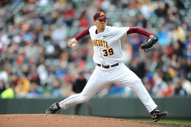 A pedigree of pitchers, and Gophers