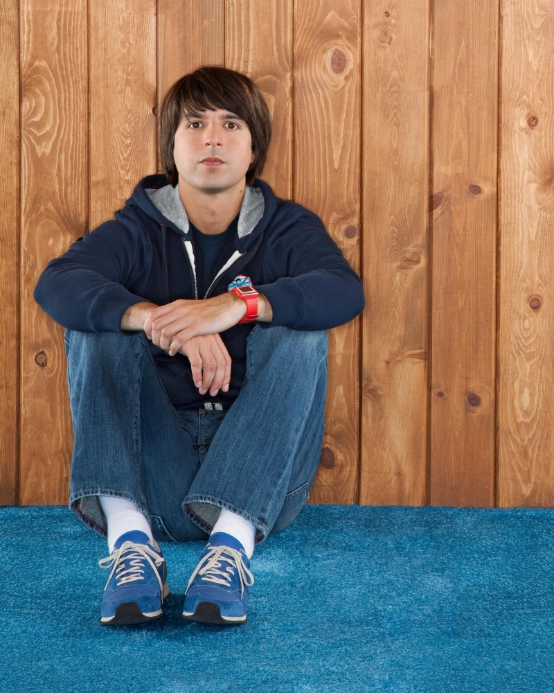 Demetri Martin will be performing at the Pantages Theatre this Friday.