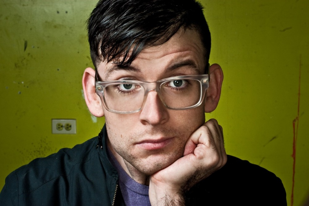 Comedian Moshe Kasher looks like a gay Hitler. His words, not ours.
