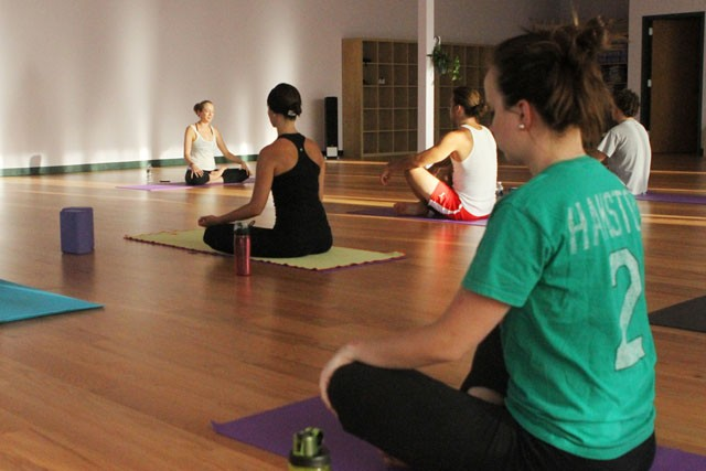 Your Yoga, offering all-level Vinyasa classes opened early this week in Dinkytown