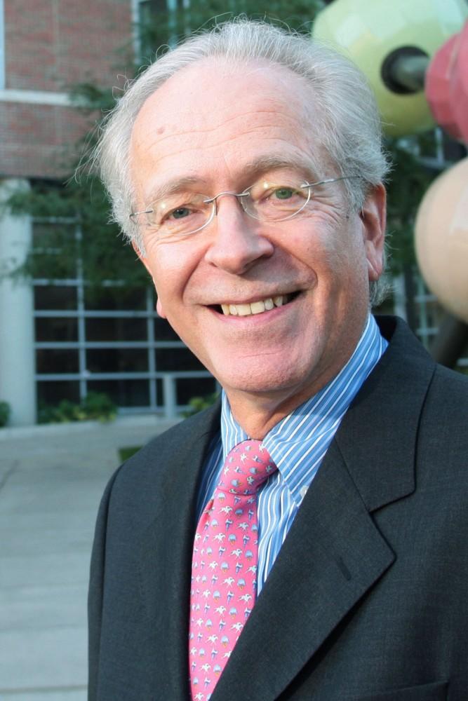 College of Biological Sciences dean Robert Elde
