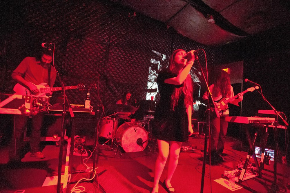 Review: Cults at the Triple Rock Social Club