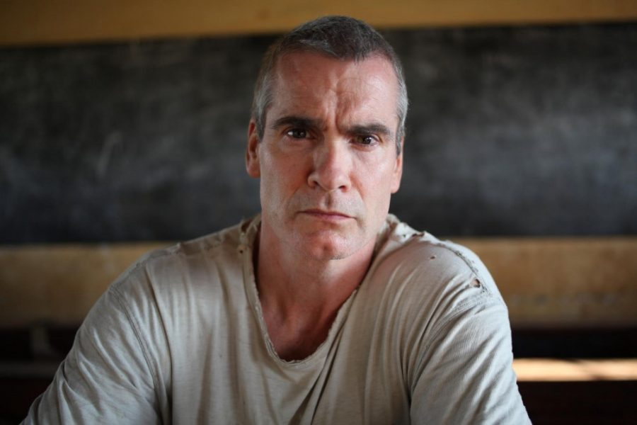 Interview: Henry Rollins