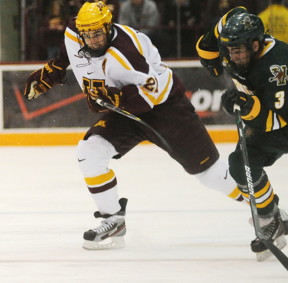 Gophers look for payback in Alaska