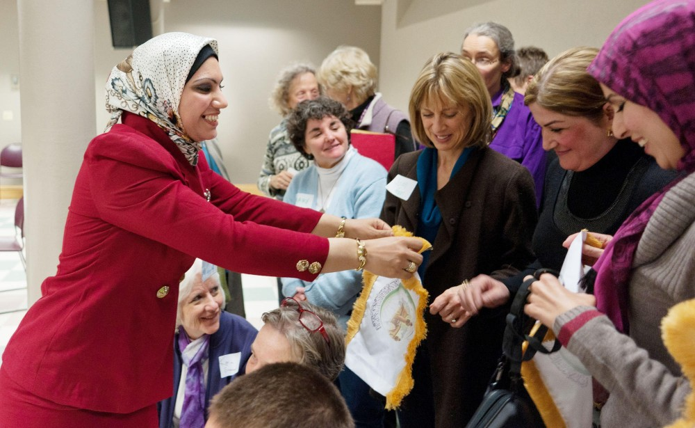 Iraqi delegates visit sister city of Minneapolis, share stories