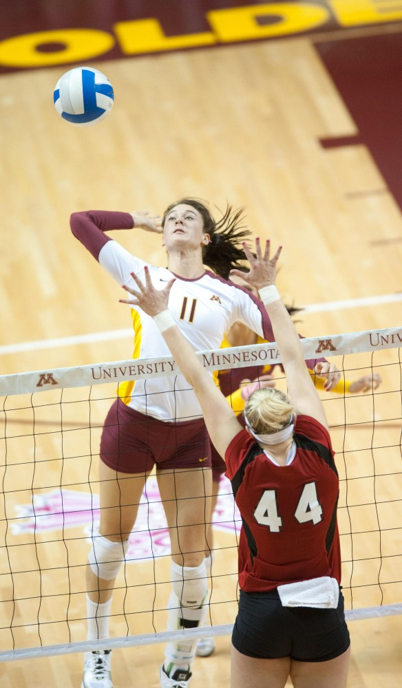 Gophers beat highest-ranked foe ever