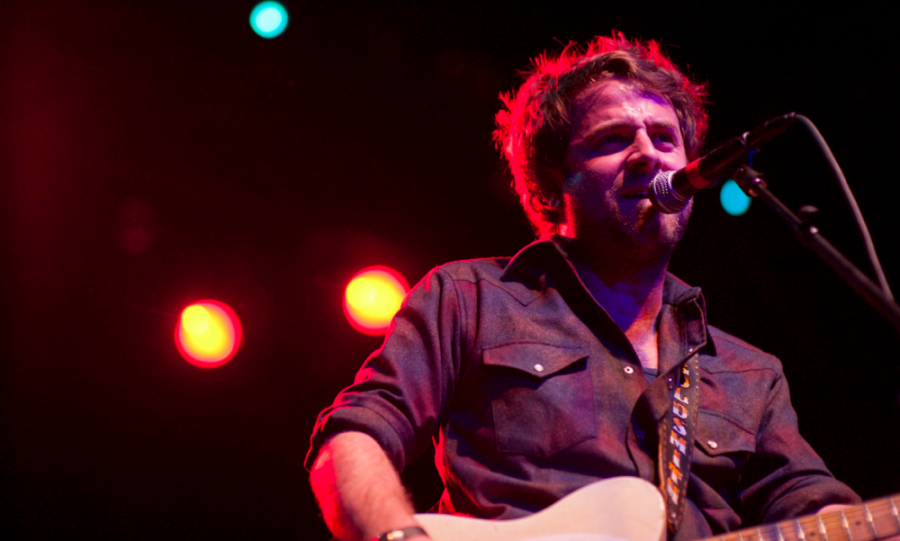 Taylor+Goldsmith+of+Dawes+performs+Friday+at+First+Avenue.