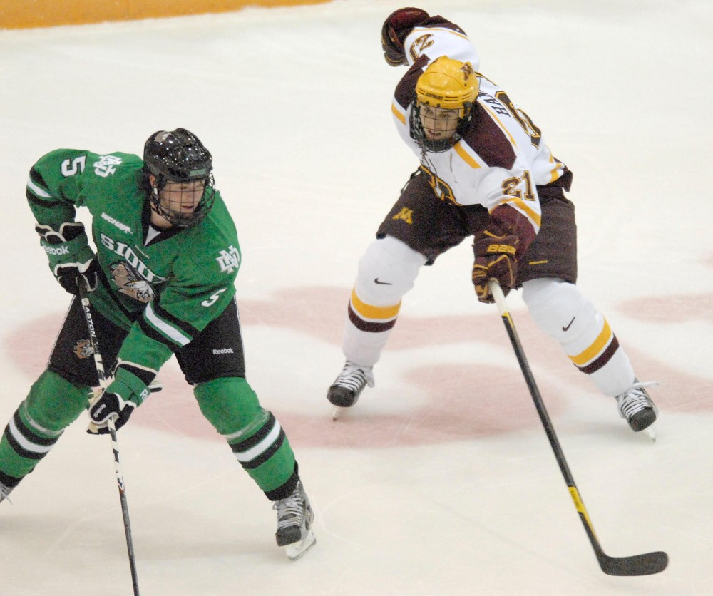 Gophers geared for home-and-home series