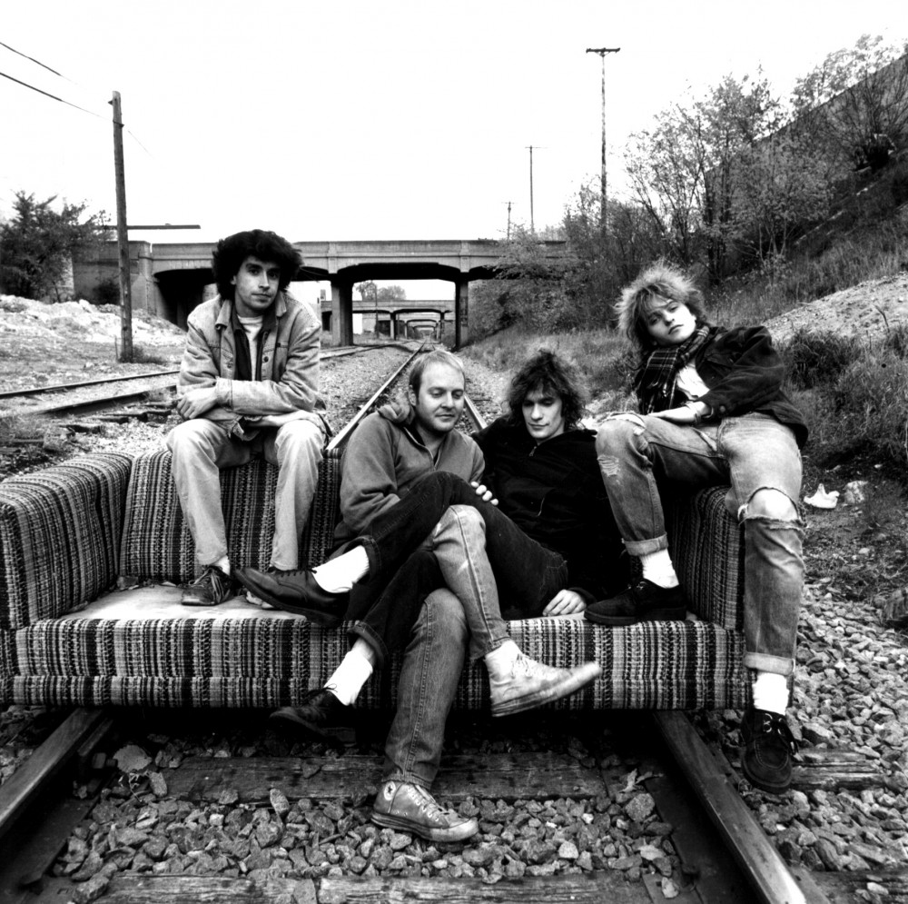 Chris Mars, Bob Stinson, Paul Westerberg and Tommy Stinson formed The Replacements in 1979. Rolling Stone named the band's third and fourth studio records,