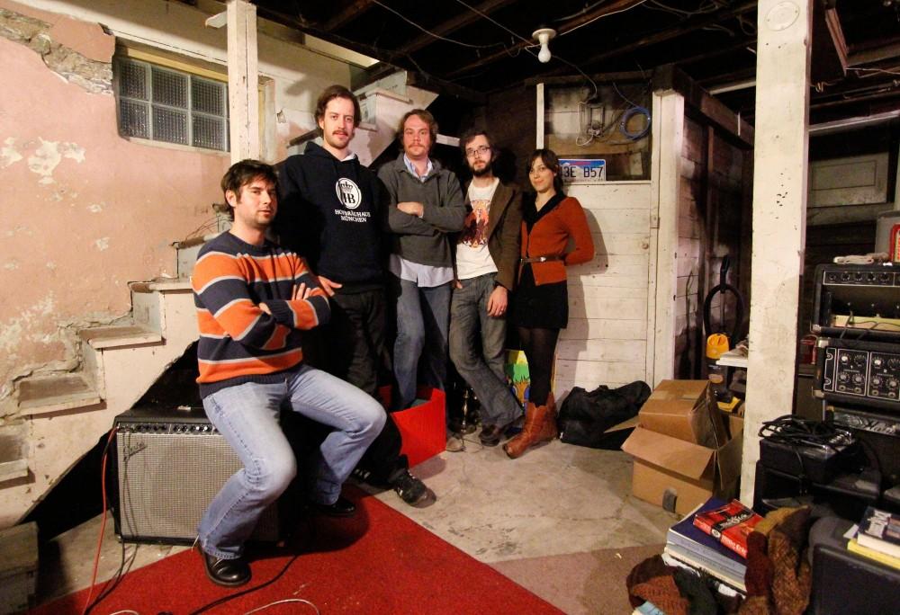 Local Minneapolis group Buffalo Buffalo Buffalo will be releasing their new album