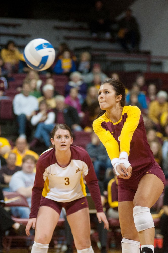 Granquist leads Gophers into NCAA tournament with new mentality