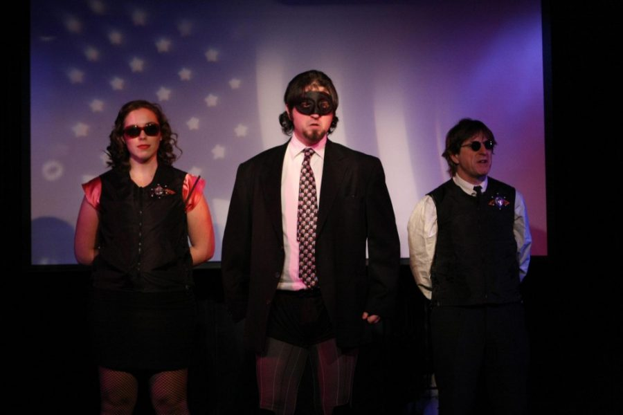 Box Wine Theater presents Raucous Caucus II Political Theater Festival