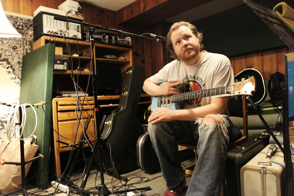 Local musician Brian DeRemer is debuting his solo record entitled