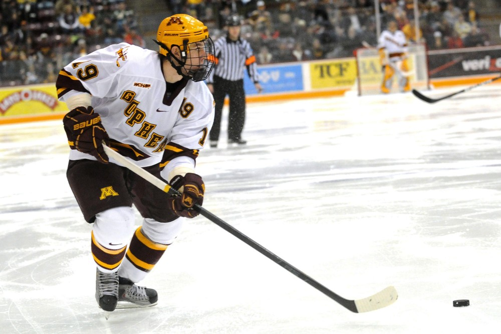 Gophers set to battle a mile high