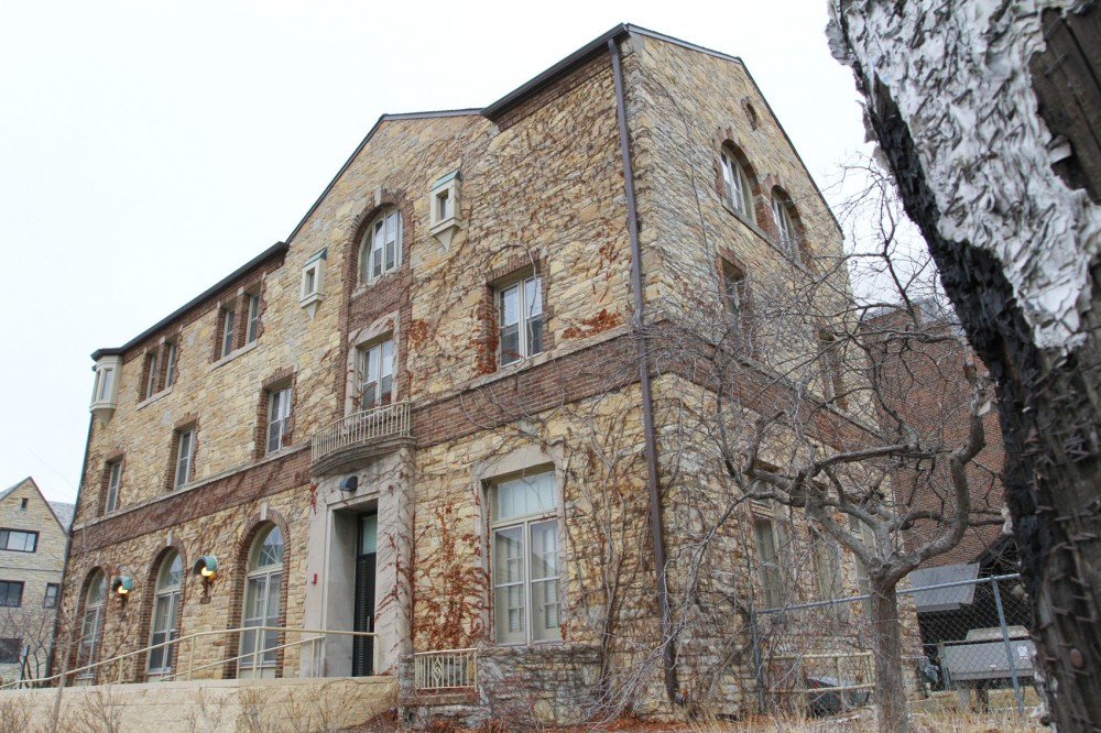 Ex-inmates lived at the 1901 University Ave. building while taking courses at the University during the 1970s. The program, Project Newgate, was terminated before the end of the decade due to lack of funding.