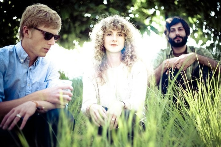 Husband-and-wife duo Patrick Riley and Alaina Moore, along with drummer James Barone, will bring their brand of breezy, nostalgic indie pop to the Triple Rock Social Club Thursday night.