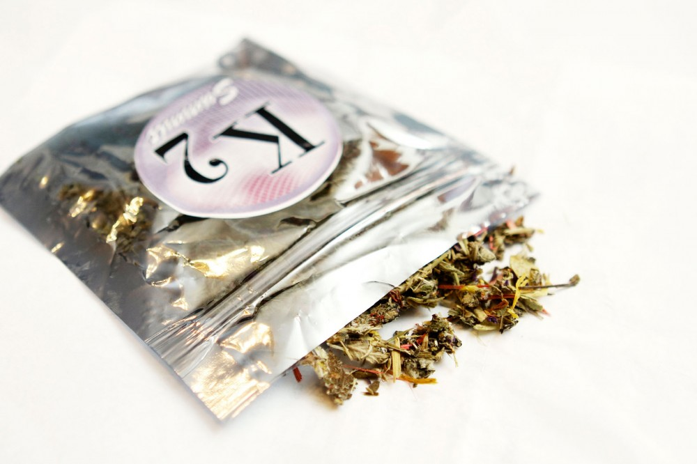 A bill in the state Legislature would make selling synthetic marijuana products like K2 a felony.