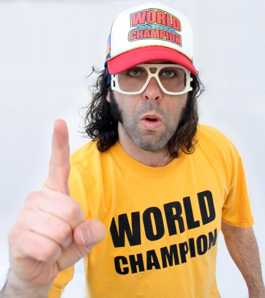 Judah Friedlander has been performing and honing his